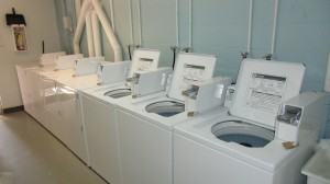 coin operated washing machine rental